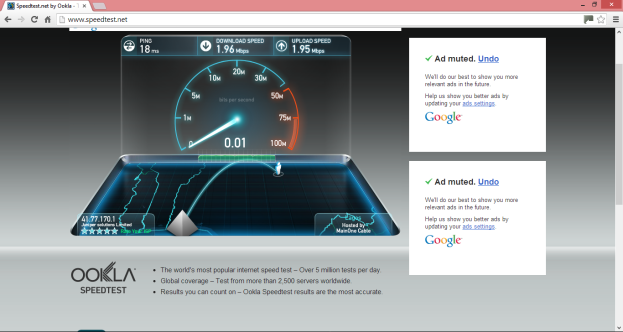 Why is my internet so slow?